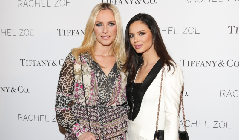 TIFFANY & CO. Celebrates RACHEL ZOE and the Launch of Living In Style - Arrivals