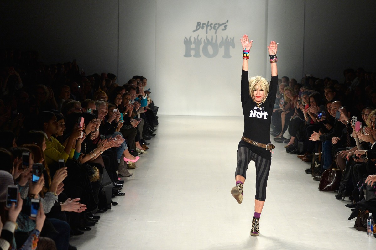 Betsey Johnson To Launch Activewear Daily Front Row