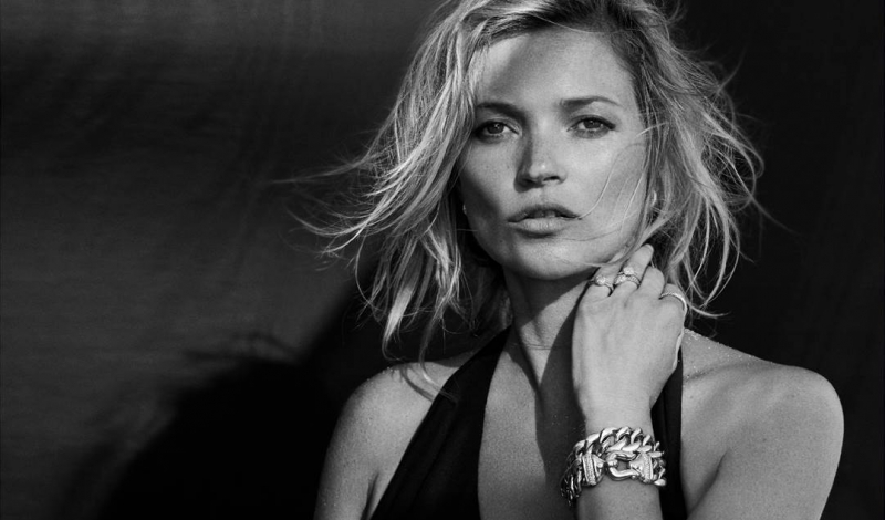 Kate Moss Yurman Campaign