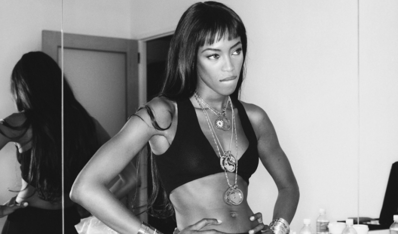 Naomi Campbell