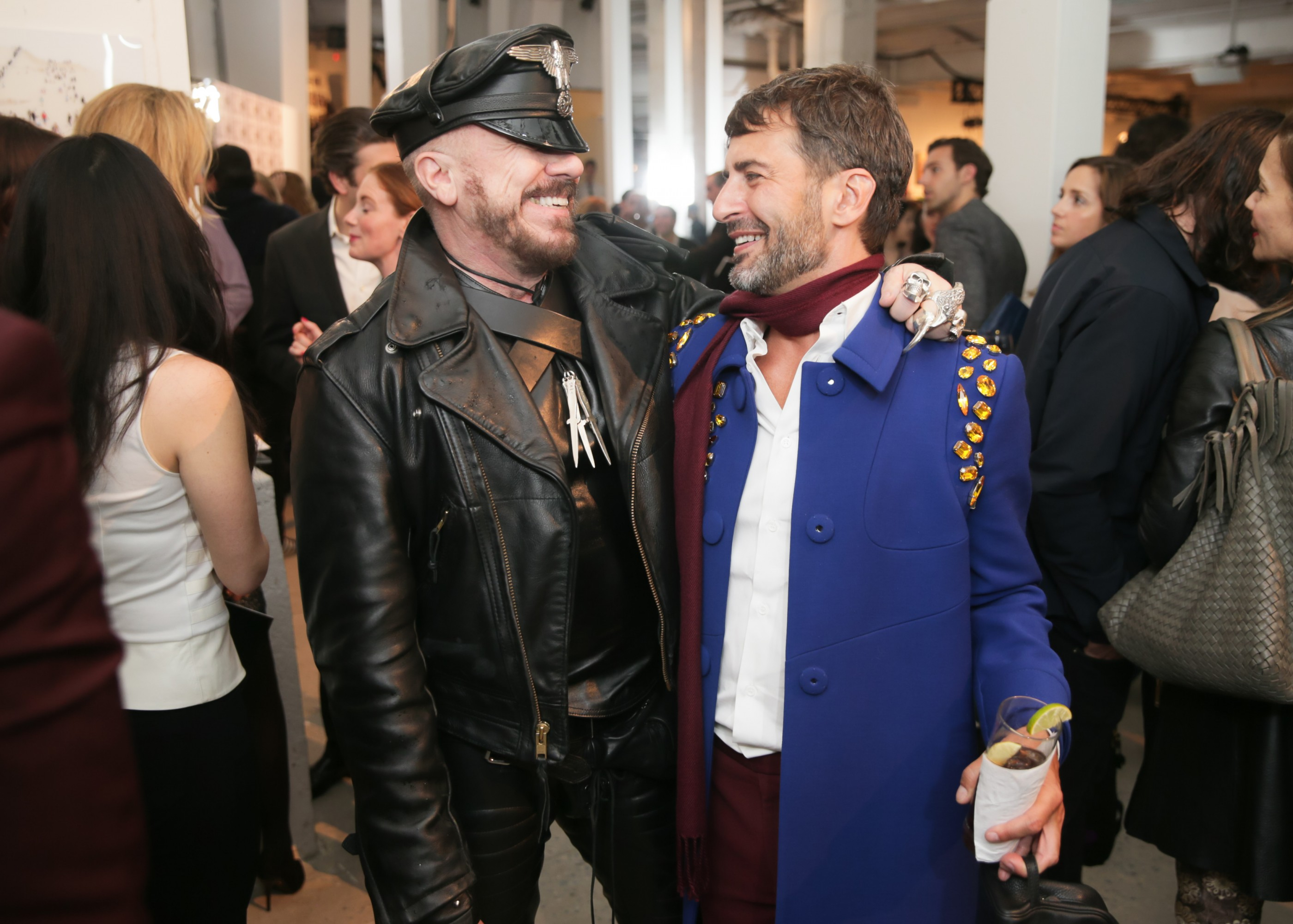 FREE ARTS NYC 15th Annual Art Auction with MARC JACOBS  & SCOTT CAMPBELL