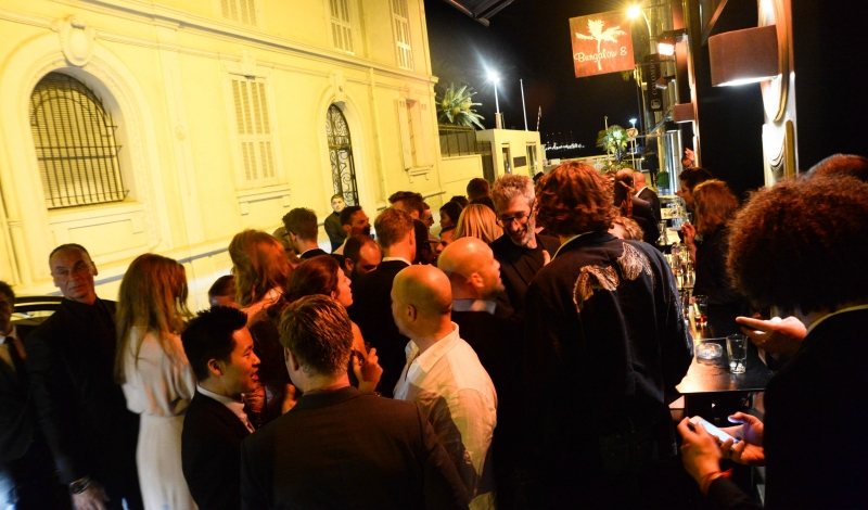 Bungalow 8 Cannes Film Festival Pop Up with The Weinstein Company and Worldview Entertainment