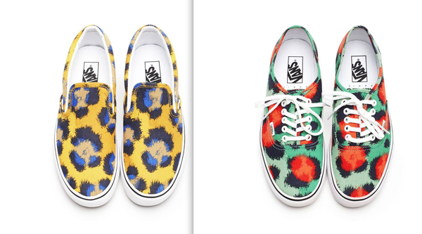 a471c985ed The latest genius move from Opening Ceremony mastermind duo Humberto Leon  and Carol Lim  These Vans kicks for Kenzo