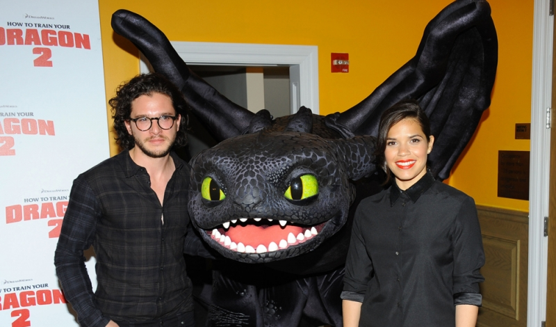 DreamWorks Animation and 20th Century Fox present a screening of HOW TO TRAIN YOUR DRAGON