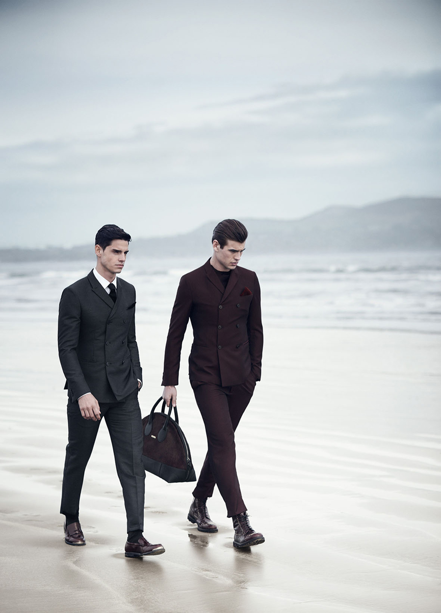 fb57b4501c9d Armani Releases Fall Campaigns - Daily Front Row
