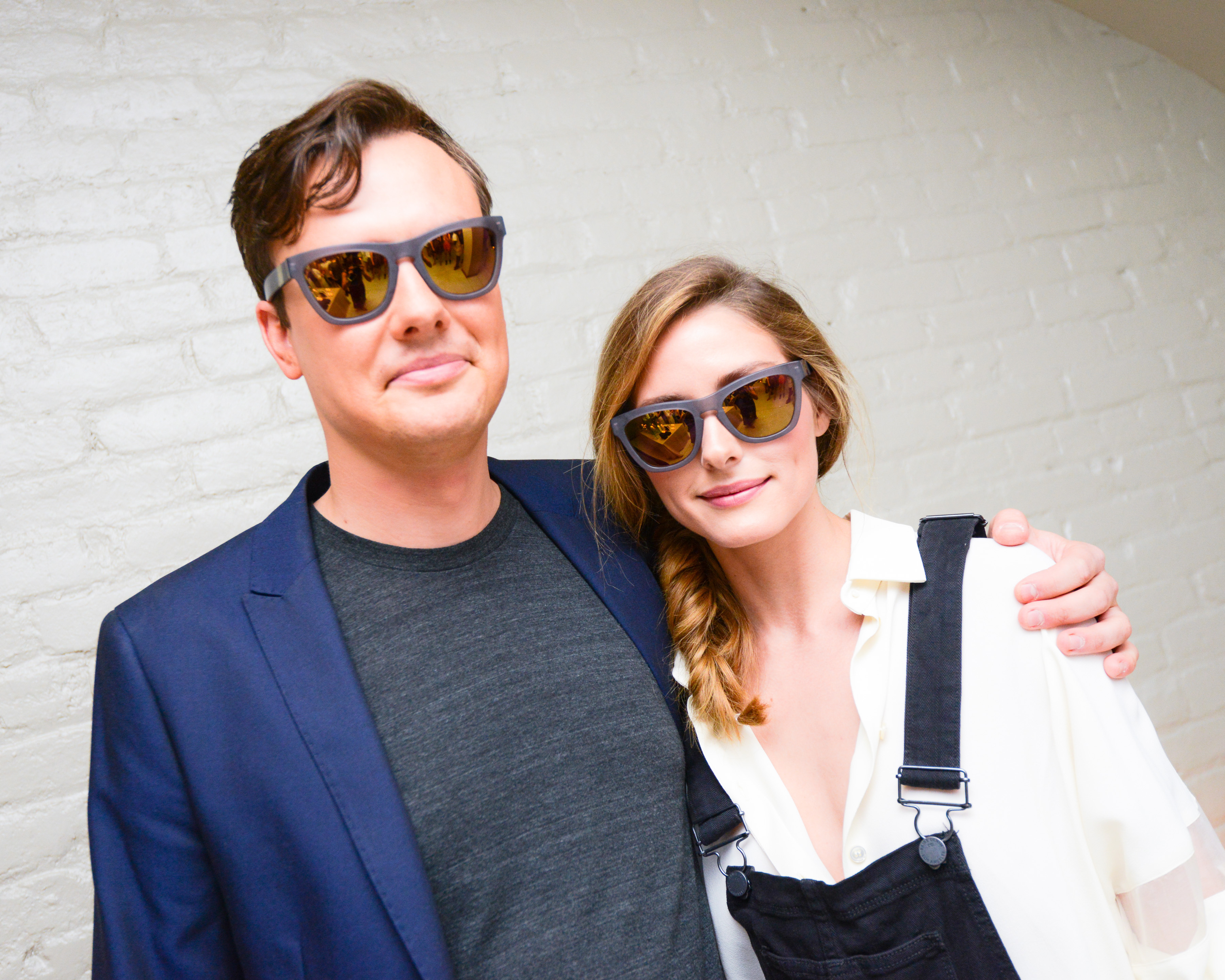 0925f9398e7 Olivia Palermo And Westward Leaning Unveil Eyewear Collab - Daily ...