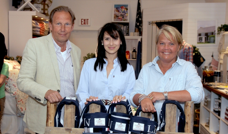 LEXINGTON and Hilaria Baldwin Present the Hamptonite Collection to Benefit Guild Hall Center for the Visual and Performing Arts