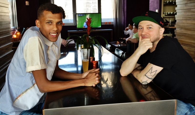 With Stromae