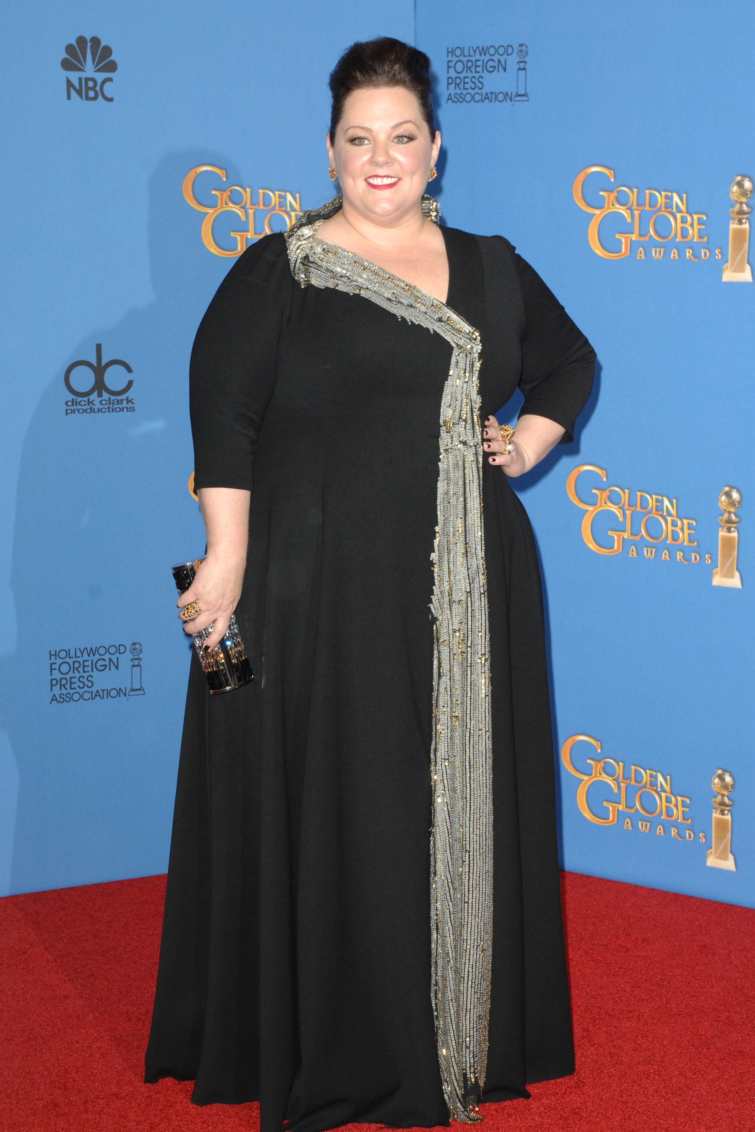 Designers Snubbed Melissa McCarthy in 2012