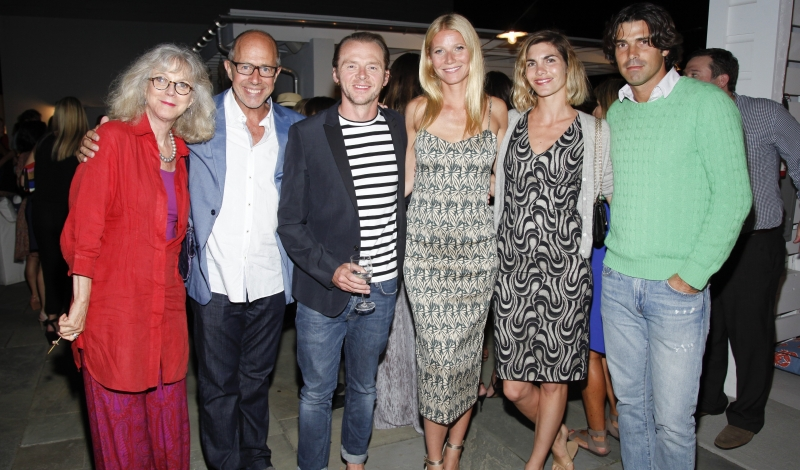 After Party for the Hampton's Screening of HECTOR AND THE SEARCH FOR HAPPINESS