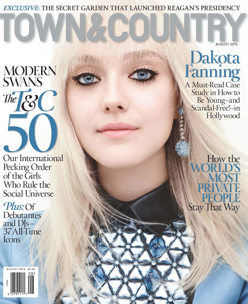 Town & Country's Stellene Volandes On The Mag's Modern