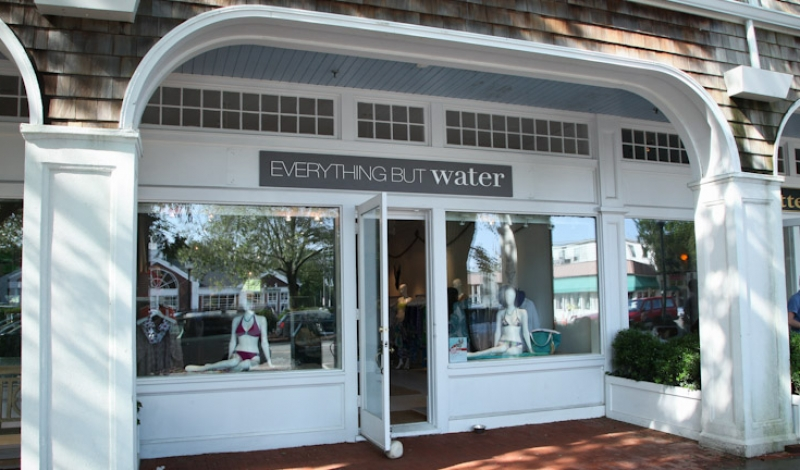 Everything But Water Celebrates East Hampton Location with Grand Opening Celebration Hosted by Kelly Killoren Bensimon in East Hampton on June 2, 2012