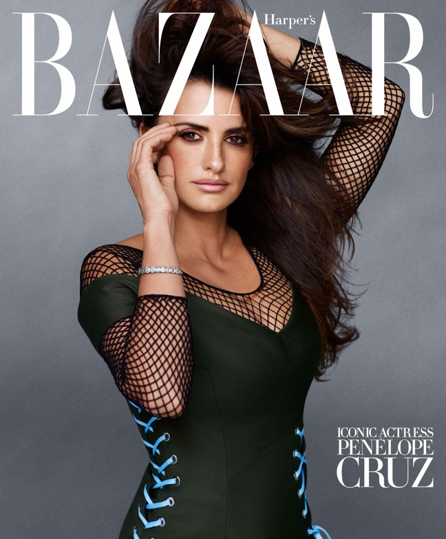 HBZ Sept Cover Penelope Cruz