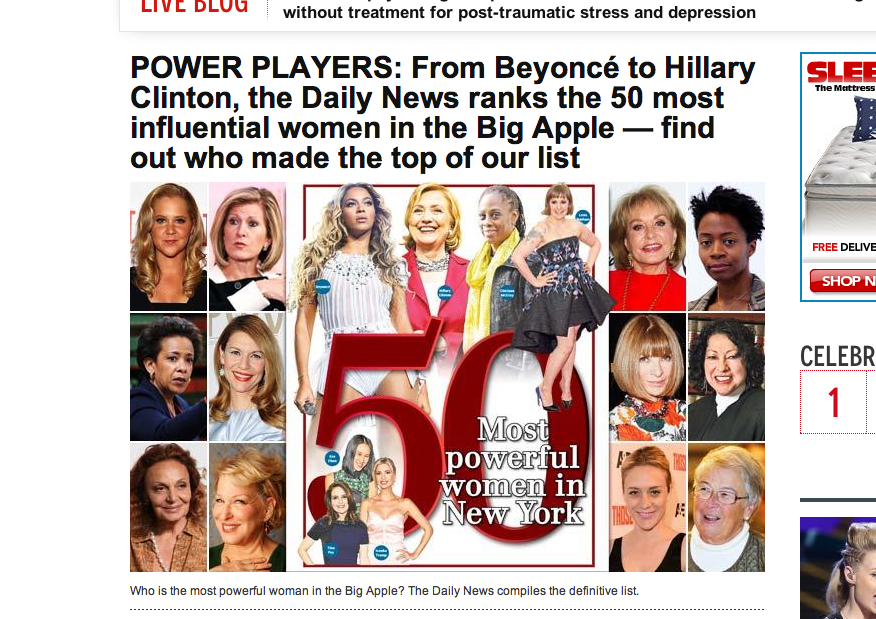 Who Are New York S Most Powerful Women In Fashion