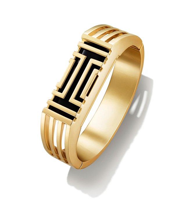 Tory Burch for Fitbit Metal Hinged Bracelet 2