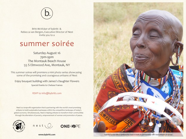 Summer Soiree to benefit Nest @ The Montauk Beach House  | Montauk | New York | United States