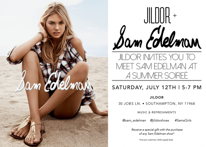 Sam Edelman's Summer Soiree At Jildor @ Jildor Southampton | Southampton | New York | United States