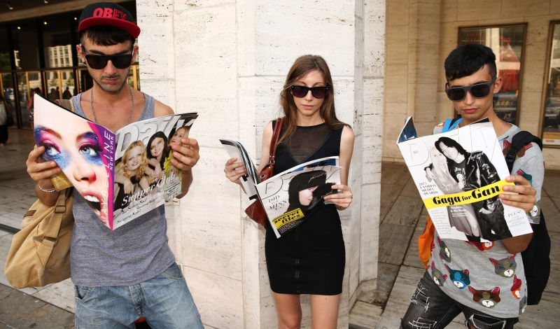 The Daily Front Row - Mercedes-Benz Fashion Week  Spring 2014