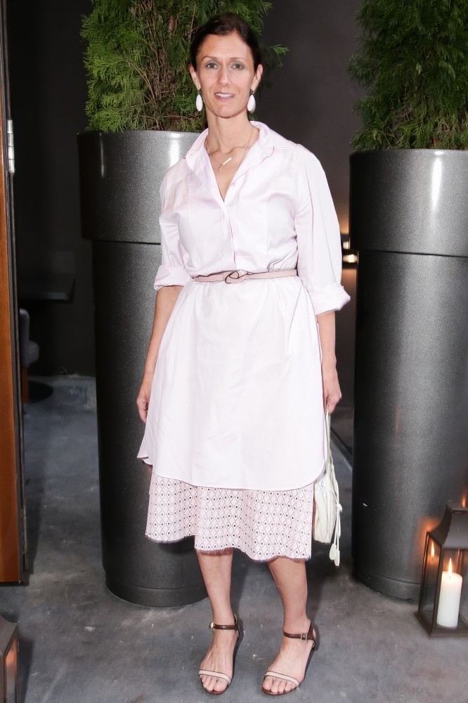 TODS Dinner for Creative Director Alessandra Facchinetti