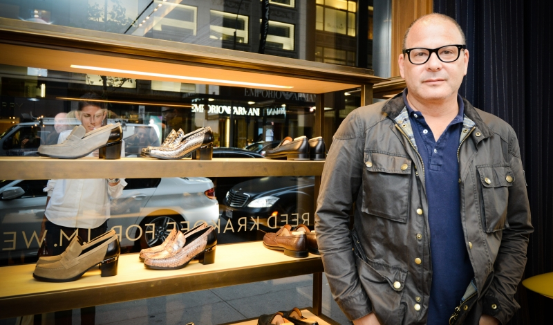 REED KRAKOFF & J.M. WESTON Collaboration Launch