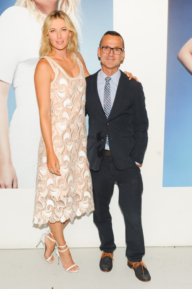 The CFDA and PORSCHE Celebrate the 20th Anniversary of Fashion Targets Breast Cancer with Maria Sharapova