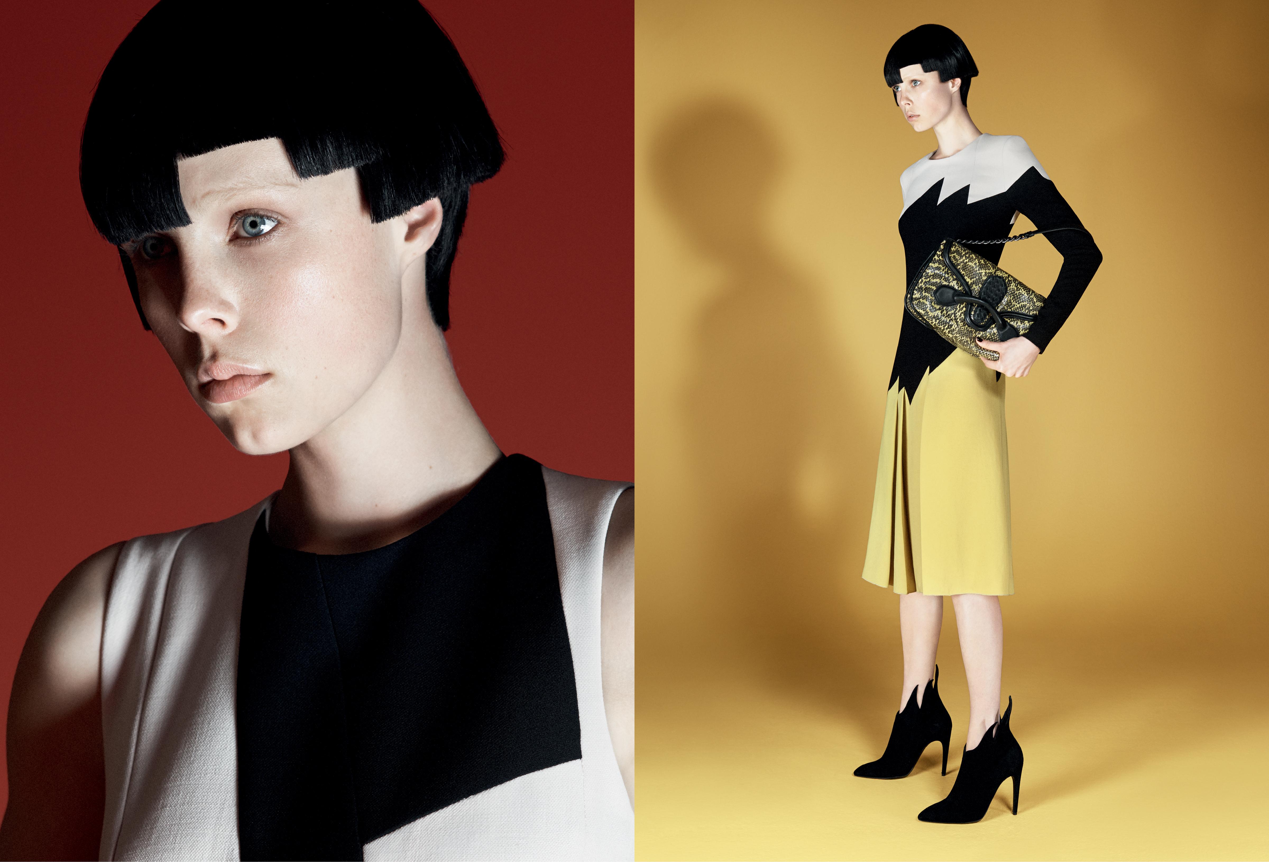 Bottega Veneta Fall 2014 Ad Campaign