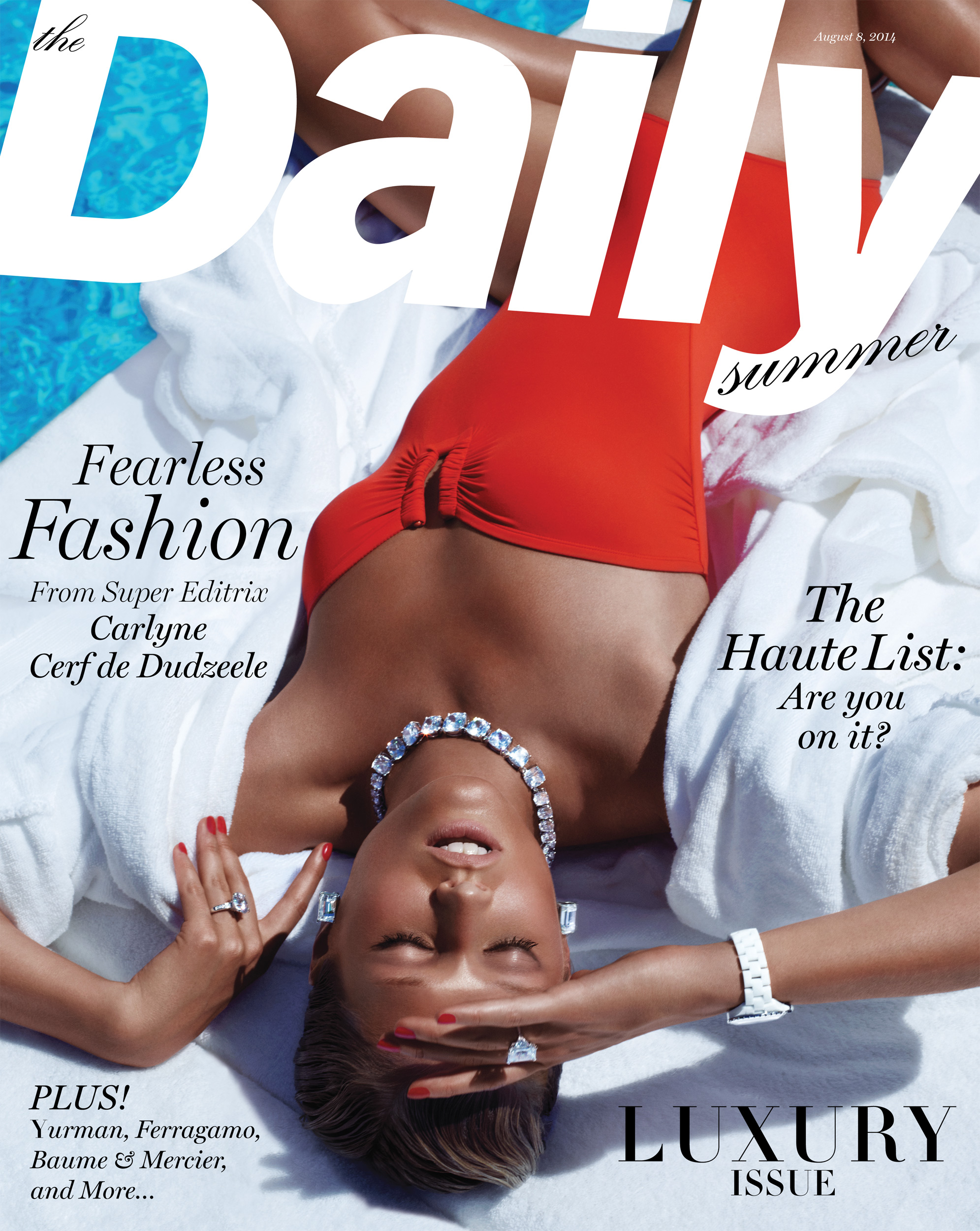 The Daily Summer Luxury Issue