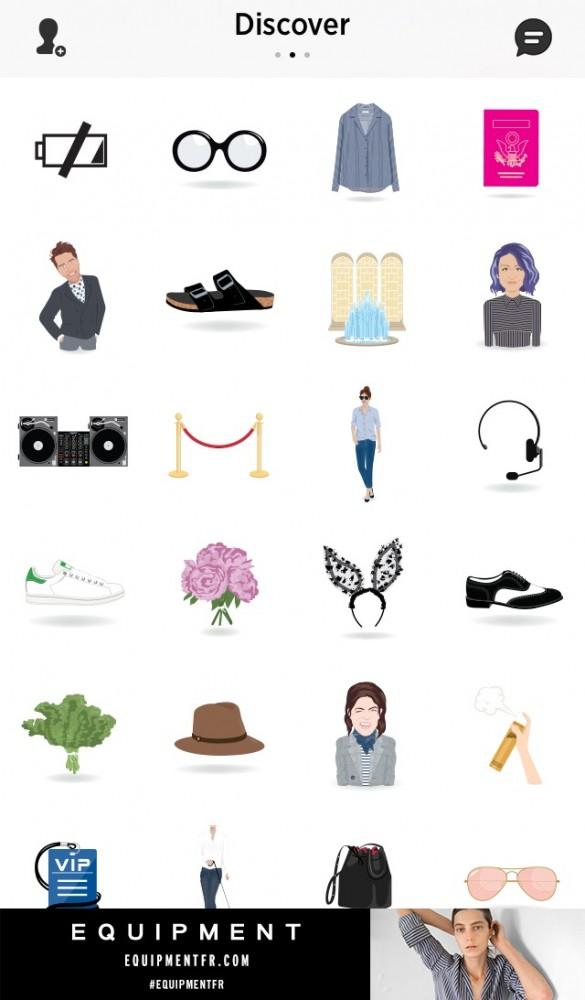 Discover Tab_Bazaar Emojis
