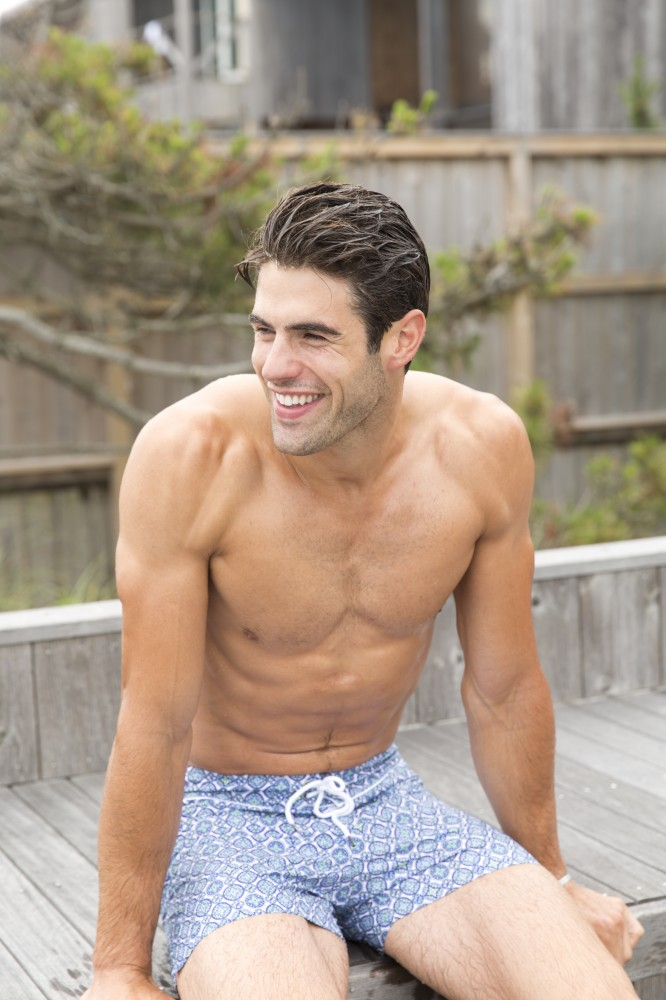 Male Model Moments: Chad White