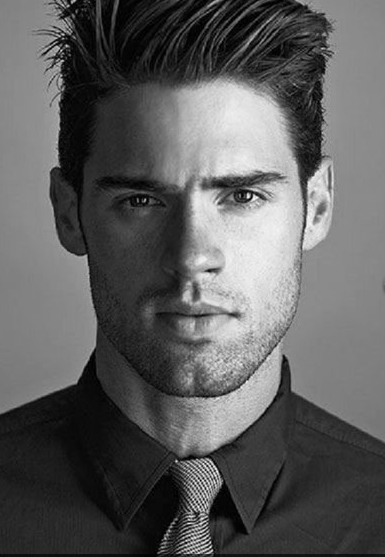 Male Model Moments Chad White