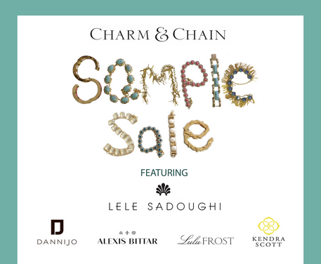 Charm & Chain Sample Sale Featuring Lele Sadoughi @ Sleepy Hollow | New York | United States