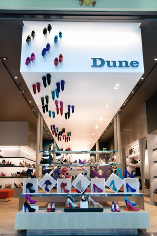 From London to New York:  Dune London Opens First U.S. Store @ Dune London | New York | New York | United States