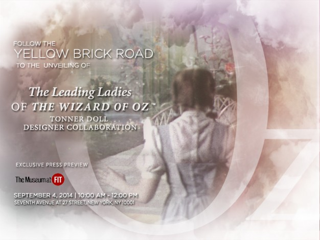 The Leading Ladies of The Wizard of Oz @ The Museum at FIT | New York | New York | United States
