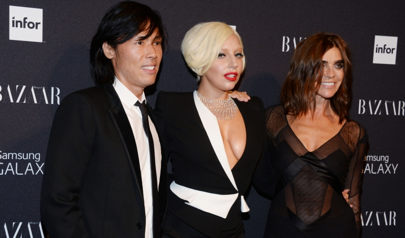 Harper's Bazaar Celebrates ICONS by Carine Roitfeld, Powered by Infor and Samsung Galaxy