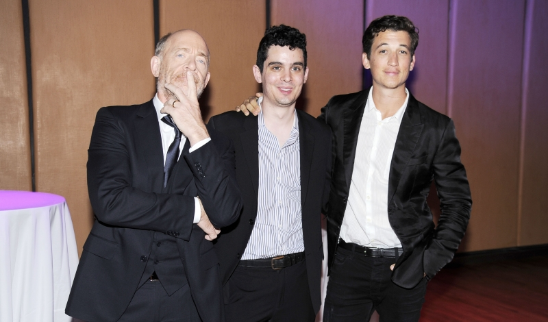 "The Cinema Society & Brooks Brothers with Grey Goose host the after party for Sony Pictures Classics' ""Whiplash"""
