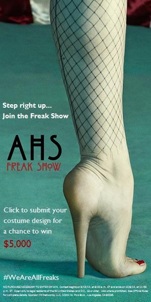 AHS Freak Show – 300×600