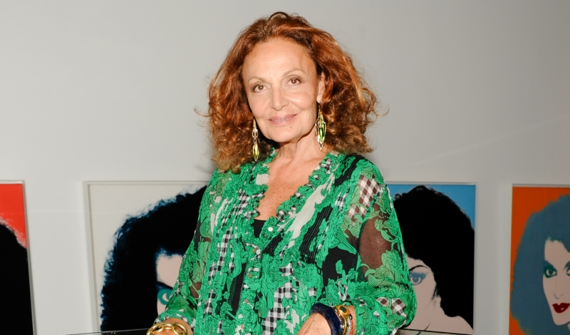 DIANE VON FURSTENBERG Spring 2015 After Show Dinner