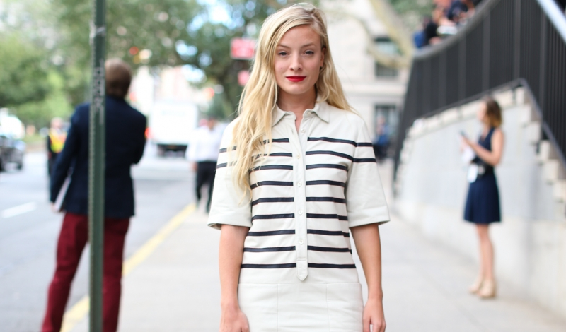 TOMMY HILFIGER Spring 2015 Womens Collection