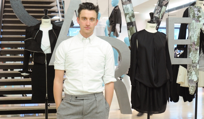 BARNEYS NEW YORK Celebrates CARVEN Spring 2011 with designer Guillaume Henry