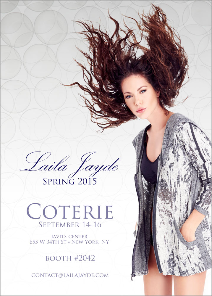 Coterie-Laila-Jayde-September-2014