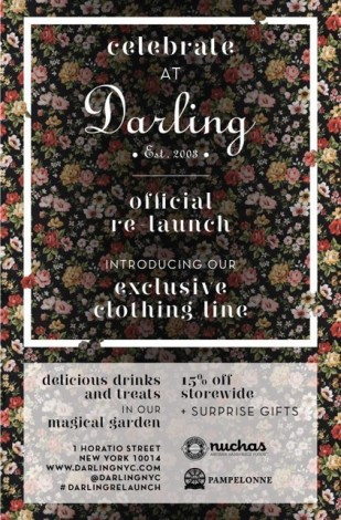Darling Boutique Re-Launch @ Darling Boutique | New York | New York | United States
