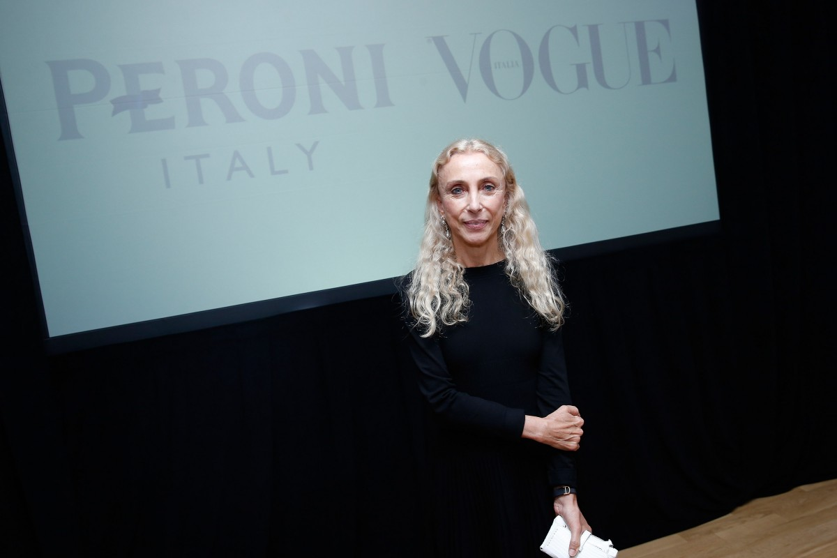 Vogue Italia And Peroni Nastro Azzurro Celebrate Global Partnership Announcement Reception