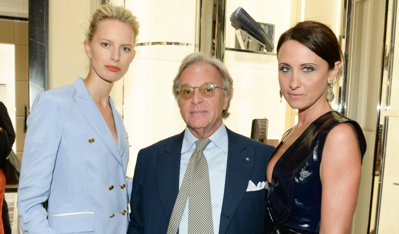 TOD's celebrates the reopening of its New York Flagship Boutique
