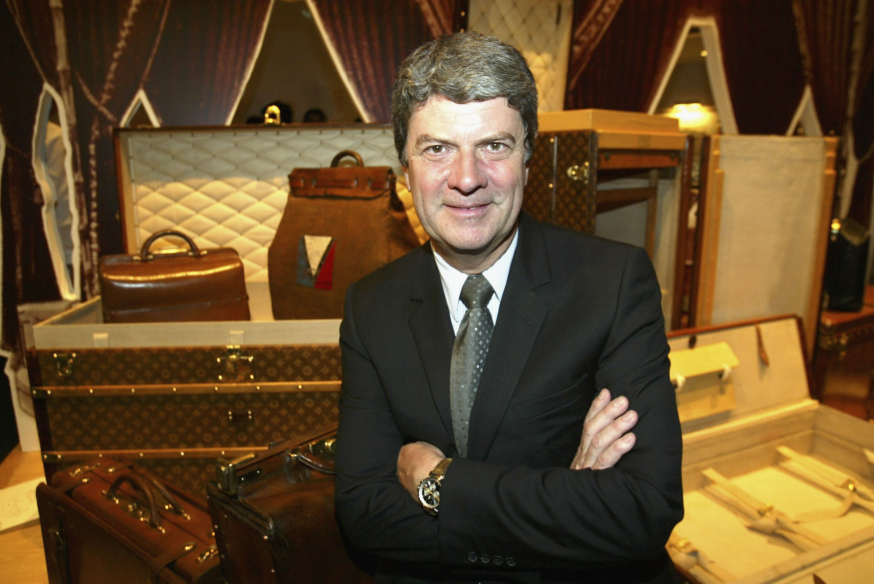 22b4f7c03b3 Yves Carcelle Of Louis Vuitton Has Passed Away At Age 66 - Daily ...