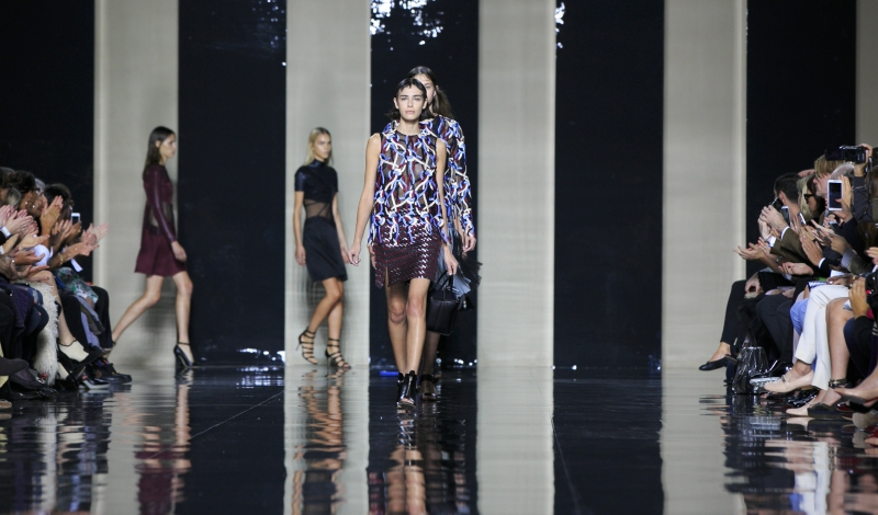 Christopher Kane: Runway - London Fashion Week SS15