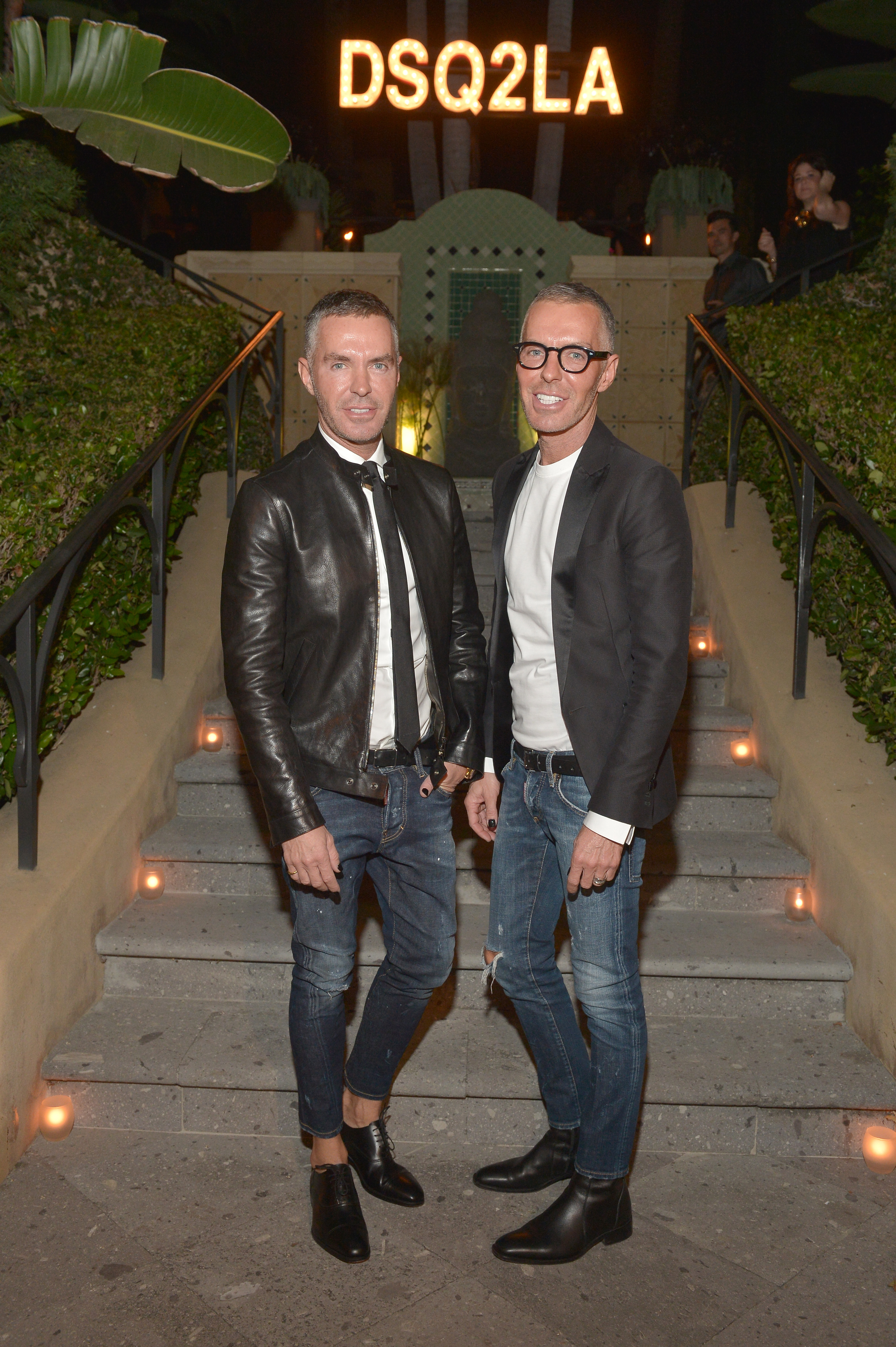 Scoop Dsquared2 S Dean And Dan Caten On A Move To Nyfw