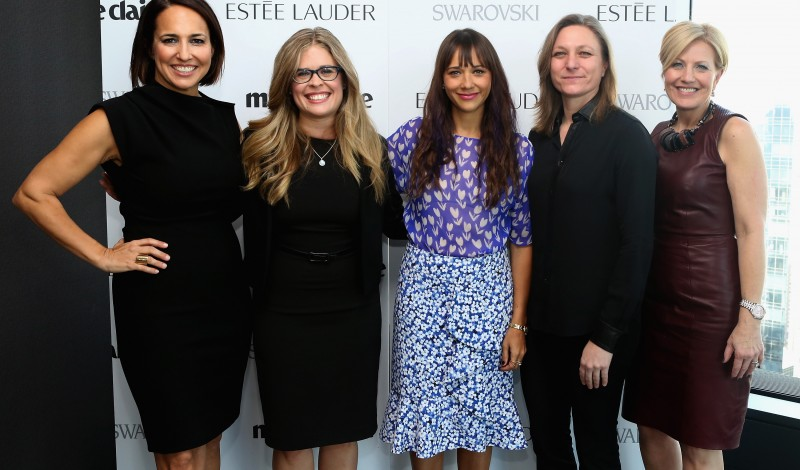 Marie Claire's Second-Annual New Guard Lunch