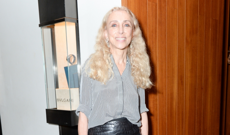 THE NEW YORK TIMES Welcome Event for Fashion Director VANESSA FRIEDMAN at the BULGARI HOTEL MILAN