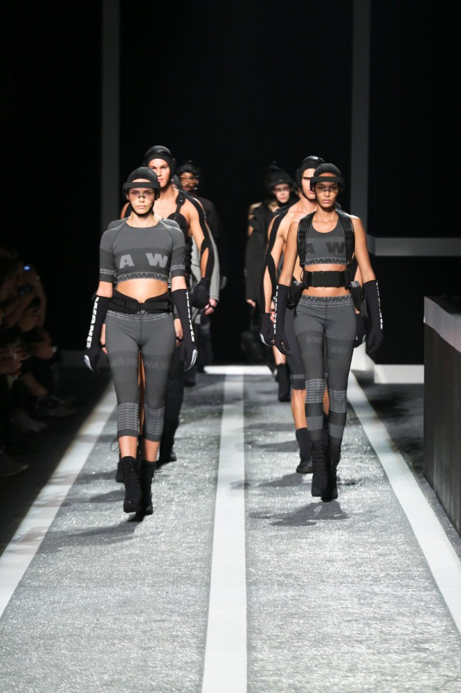 ALEXANDER WANG x H&M Launch Event - Runway