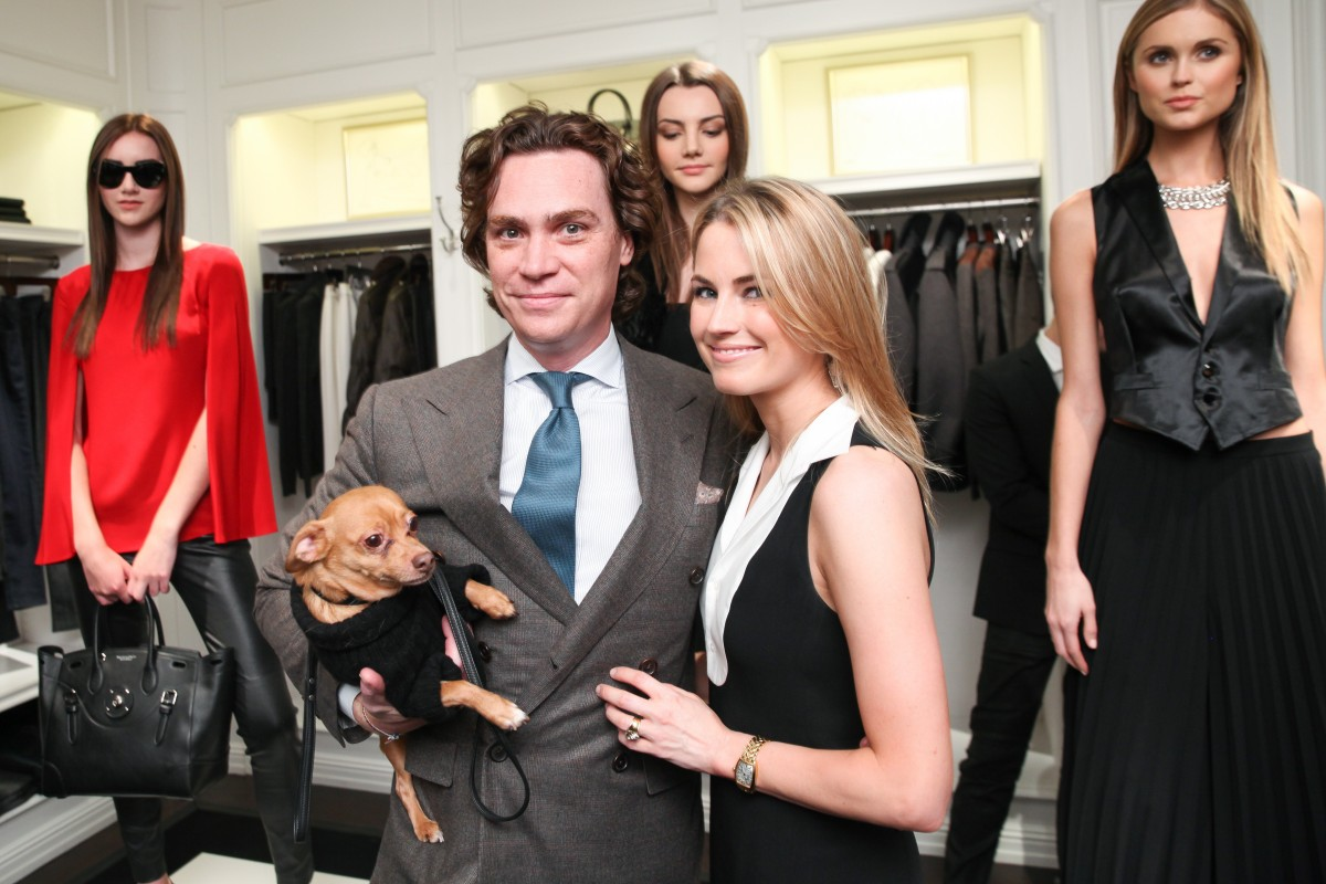 TOWN & COUNTRY and RALPH LAUREN Women's Black Label Event